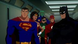 Justice League (Justice League: Crisis on Two Earths)