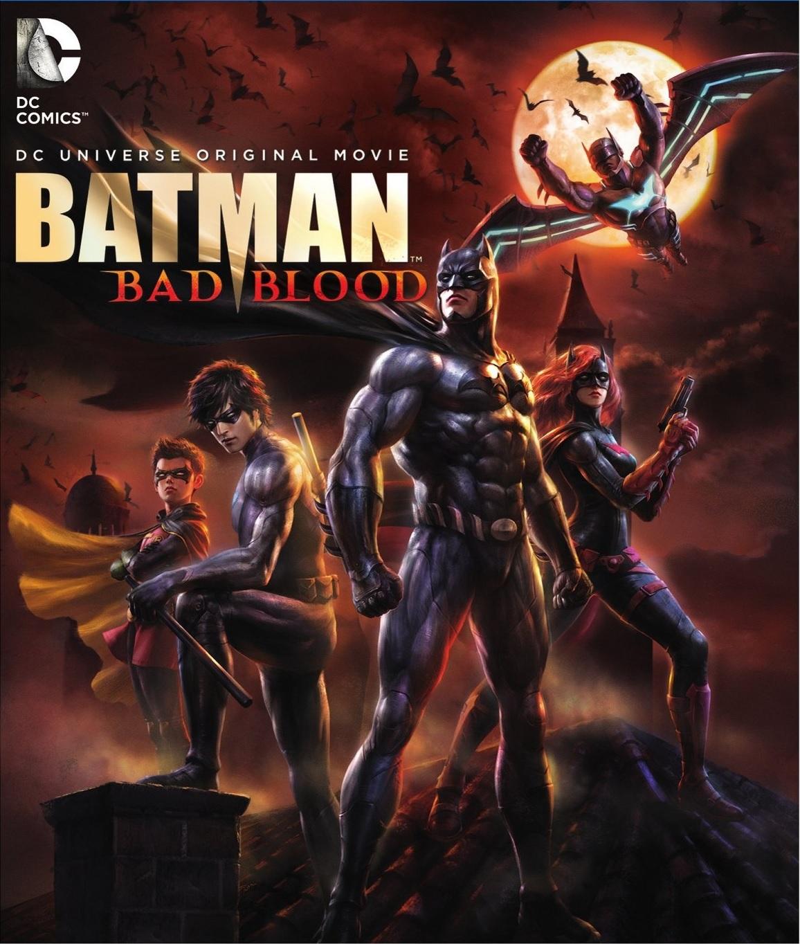 Baixar Filme Batman: Sangue Ruim BDRip