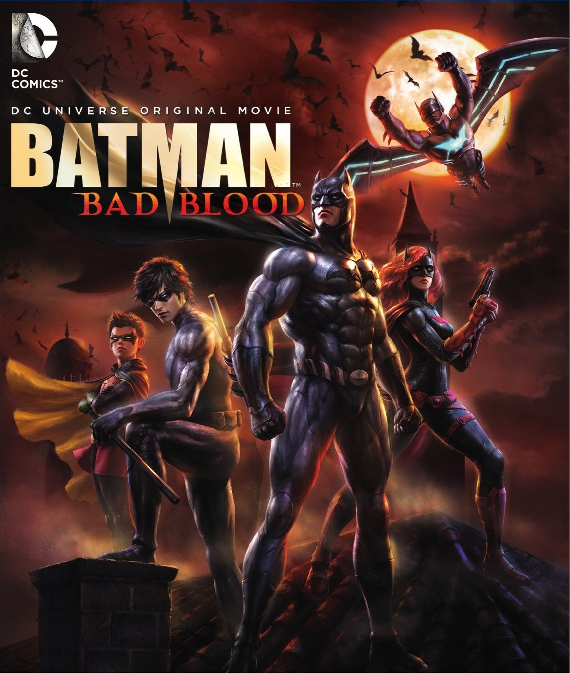 Batman: Sangue Ruim Dublado