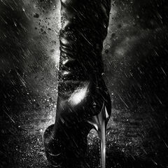 Catwoman Teaser Poster.