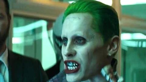 SUICIDE SQUAD TV Spot New Footage - Honor Among Thieves (2016) Jared Leto DC Superhero Movie HD