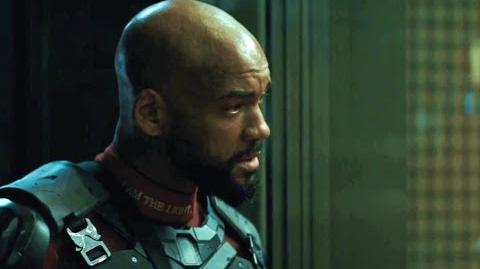 SUICIDE SQUAD - Deadshot Blu-Ray Featurette New Footage (2016) Will Smith Superhero Movie HD