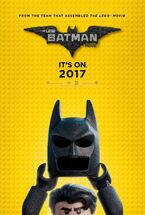 The LEGO Batman Movie poster-2