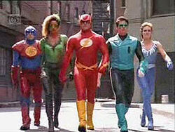 Justice League of America (Alcaláverse)
