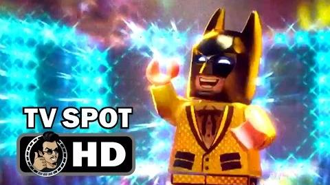 THE LEGO BATMAN MOVIE TV Spot - Kick Butt (2017) Animation Comedy Movie HD