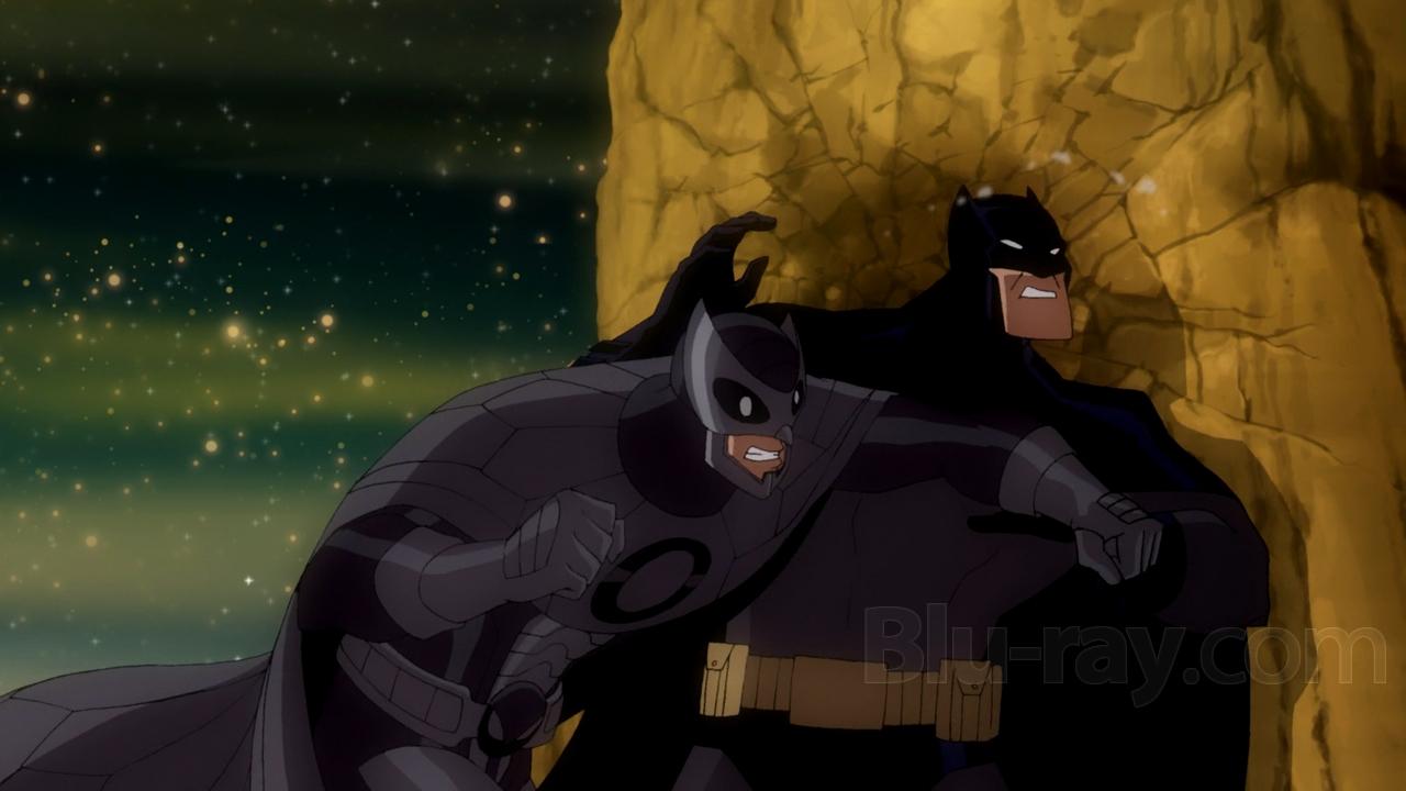 FileOwlman vs Batman jpg  Owlman
