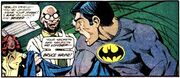 Bruce Wayne & Hugo Strange