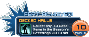 Feat - Decked Halls