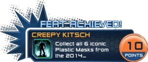 Feat - Creepy Kitsch