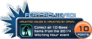 Feat - Haunted House 2 - Haunted by Dawn
