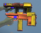 DualPistolsParticleBeamSMG