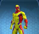 Paneled Bodysuit