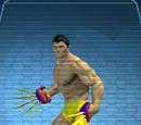 Capoeira Claws