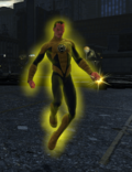 Blackest Night - Sinestro