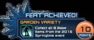 Feat - Garden Variety