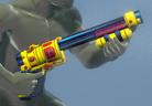 RifleRevolverShotgun