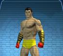 Sinestro's Banded Gauntlets