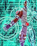 Cyborg by chuckdee