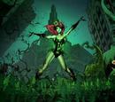Poison Ivy's Plant Hybrids