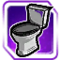 BI Toilet Purple