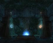 Rest-shrine