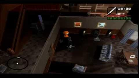 GTA San Andreas Bugs & Glitches Part 1.