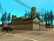 Sprunk fabrik