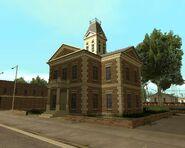 Rathaus, Fort Carson, SA