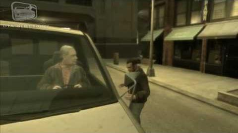 GTA IV - Hung Out to Dry