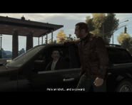 Blood Brothers (GTA4) (meeting Francis)
