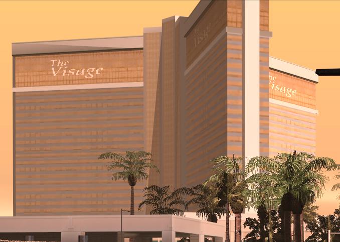 GTA Casino Flügel