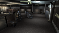 GTA IV Bank of Liberty Interior