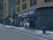Liberty Bagel Deli, Chinatown, III