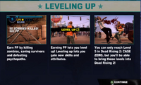 Dead rising 2 case 0 leveling up