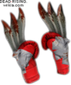 Dead rising knife gloves