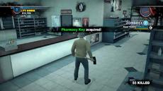 Dead rising 2 Find Katey Zombrex cutscene finding key justin tv