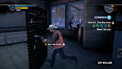 Dead rising 2 case 0 darcie and bob escorting (15)