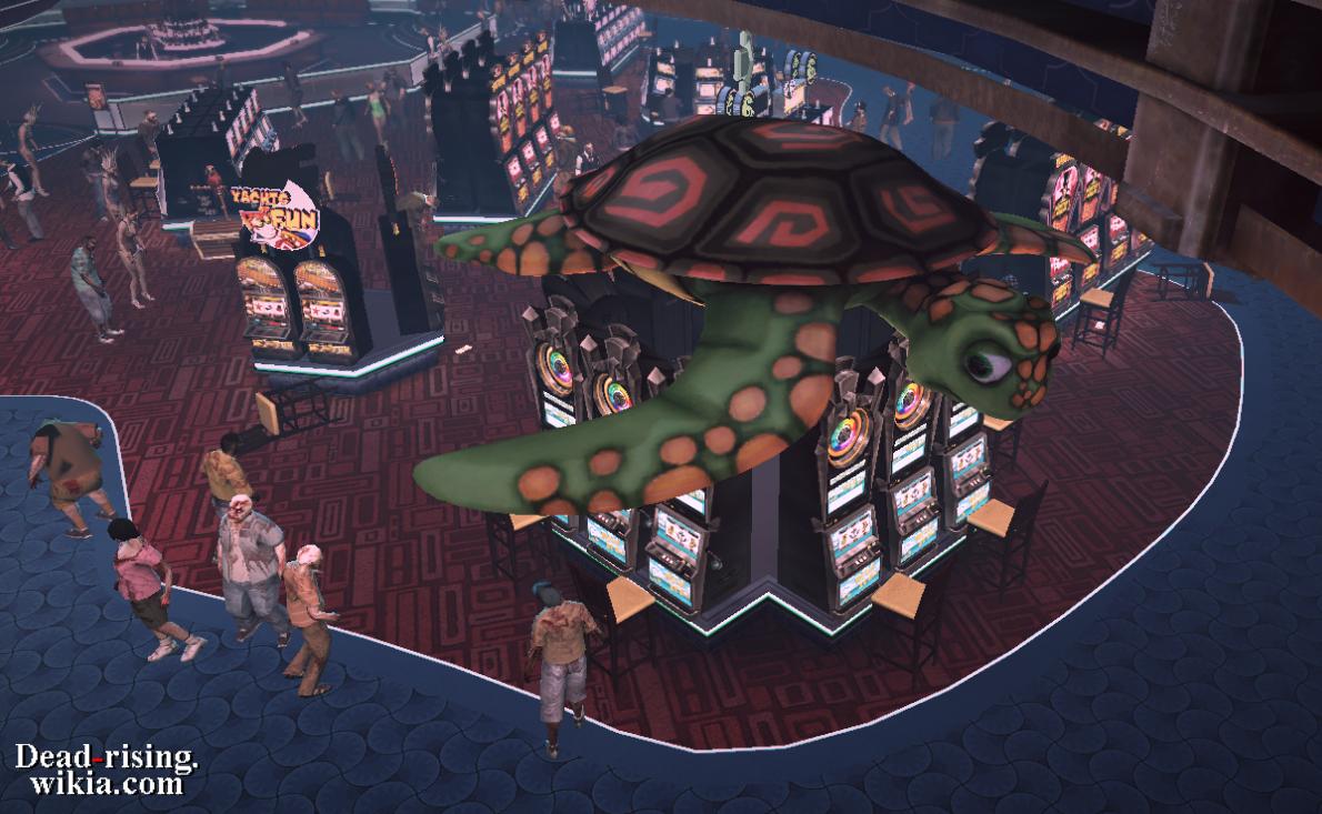 dead rising 2 slot machines