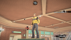 Dead rising 2 mission bar