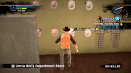 Dead rising 2 case 0 white cowboy hat uncle bills