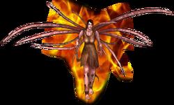 Burning Wraith