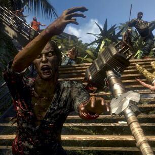 Dead Island Sledgehammer Mods