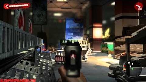 Dead Island Walkthrough - Main Story - Supermarket Journey Guard on Duty