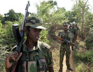 Liberation Tigers of Tamil Eelam | Deadliest Fiction Wiki ...
