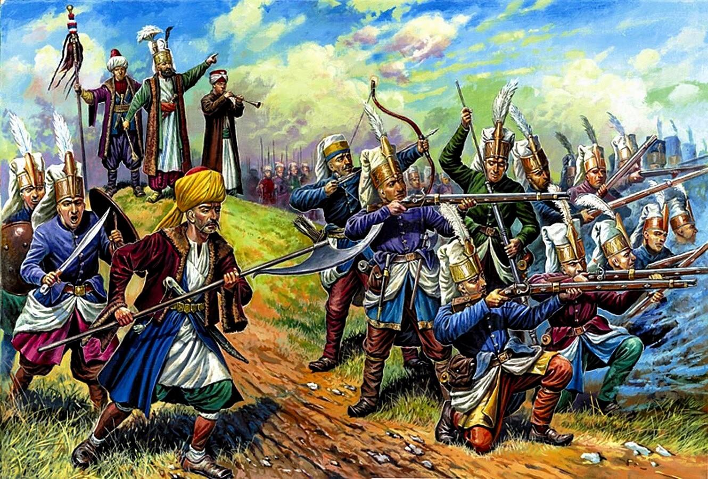 Janissaries Deadliest Fiction Wiki Fandom Powered By Wikia