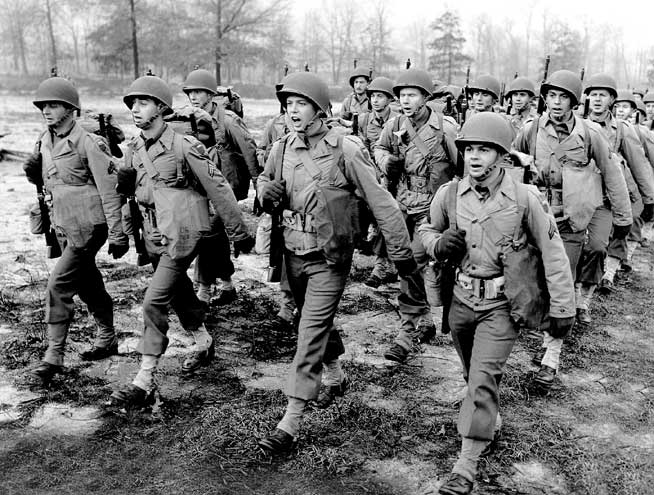 Image result for ww2 american soldiers