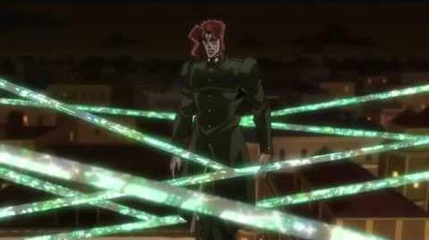 -HD- ジョジョ • JoJo- Stardust Crusaders - Kakyoin vs DIO