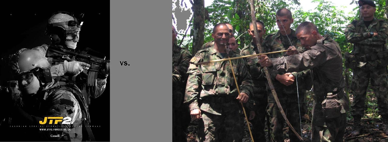 User blog:Omnicube1/Joint Task Force 2 vs. MARSOC (Reality ...
