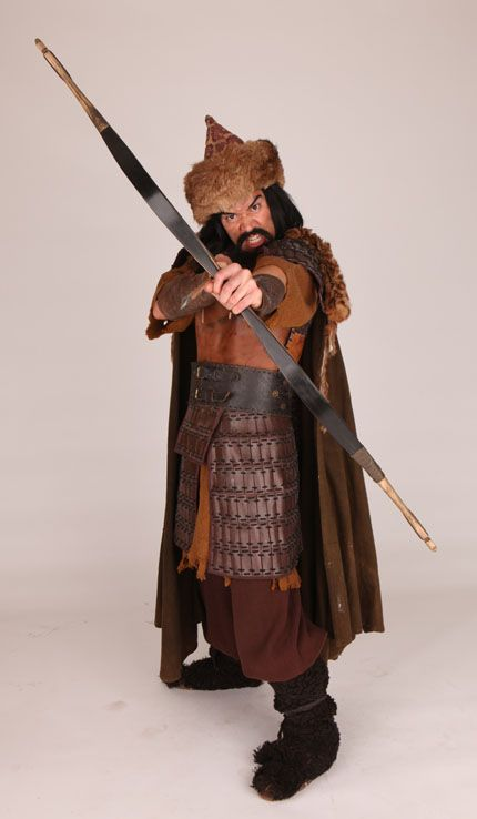 Attila The Hun Deadliest Warrior Wiki Fandom Powered