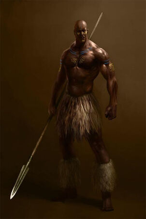 Shaka Zulu DWL